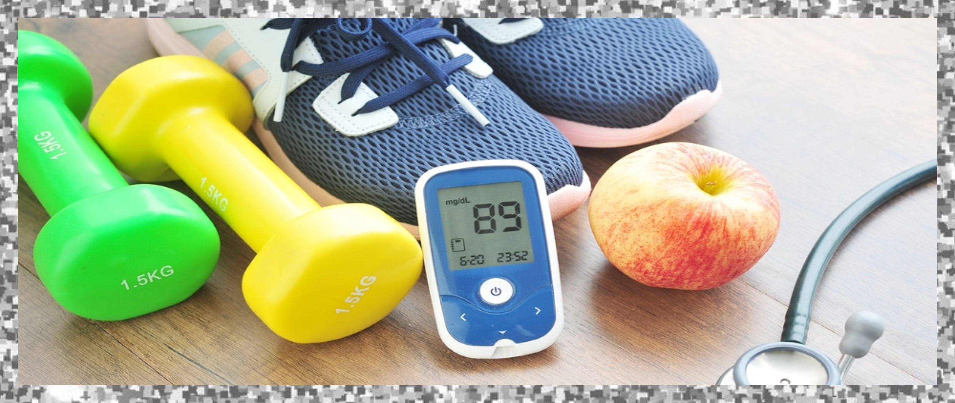 LET'S TALK ABOUT  EXERCISE IN DIABETES