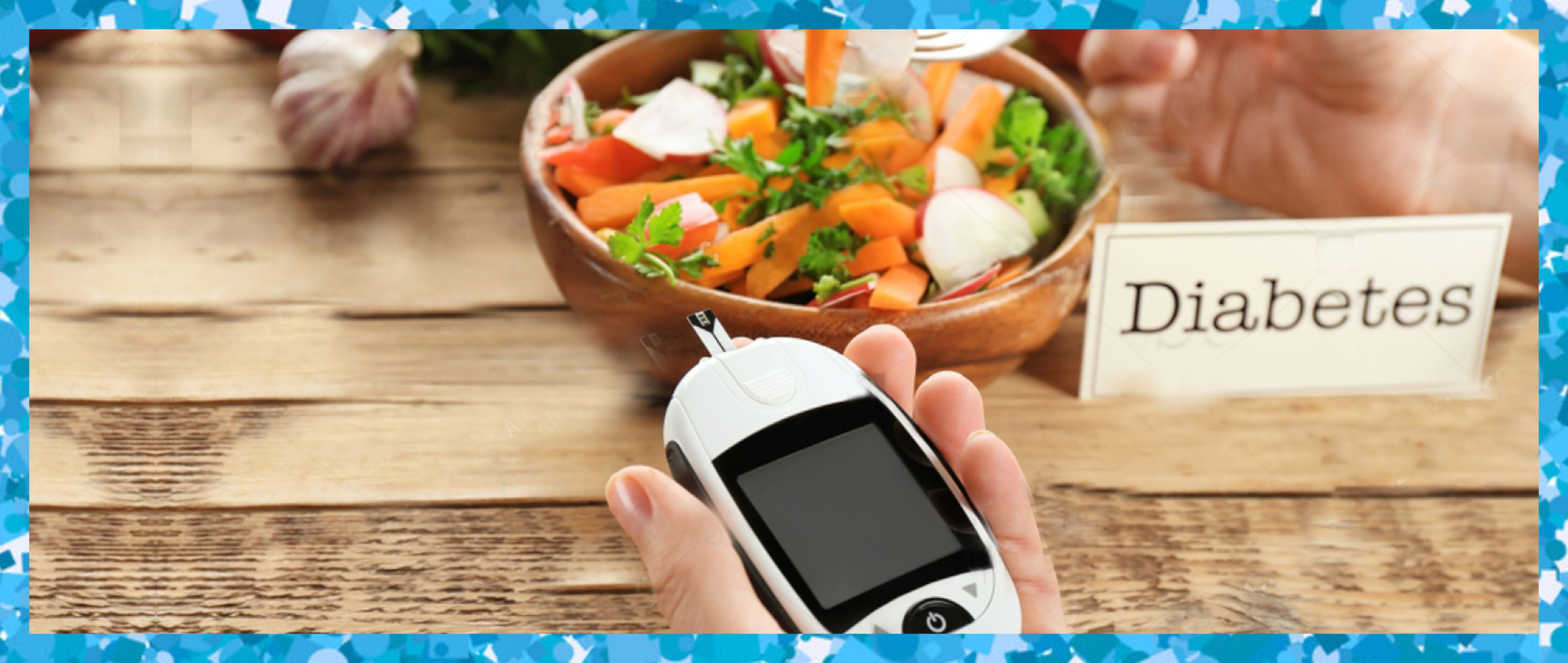 TIPS TO EAT WELL WITH DIABETES